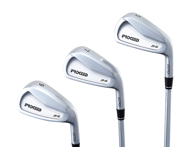 JUSTICK PROCEED JP-16 IRON