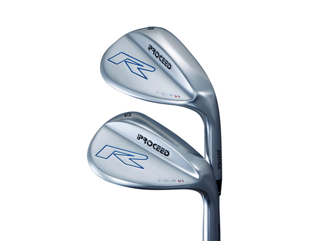 JUSTICK TOUR CONQUEST R VI WEDGE