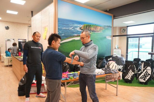 ゴルフって意外と危険なのかも!秋田豊さんイベントに参加して思う